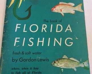 Florida Fishing by Gordon Lewis.