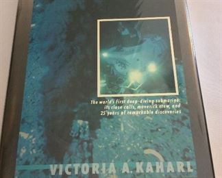 Water Baby, The Story of Alvin by Victoria Kaharl.