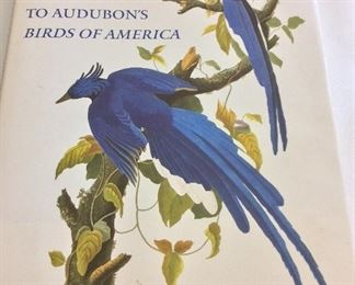 A Guide to Audubon's Birds of America.