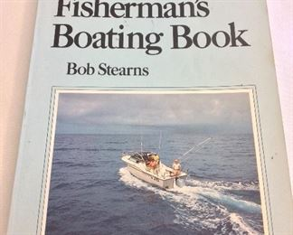 The Fisherman's Boating Book by Bob Stearns.