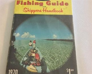 The Miami Herald Fishing Guide and Skippers Handbook, 1970.