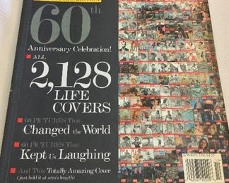 Life 60th Anniversary Celebration Collector's Edition.