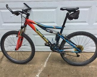 Gary Fisher Sugar 3+ Full Suspension Mountain Bike.