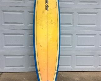 "Ron Jon Surfboard, 8' 0""."