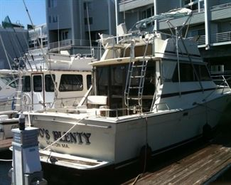 1976 35 foot Viking Boat with twin inboard Crusader engines, saltwater fishing ready, solid boat ready to set sail, a must sell!!  Email for appointment to see!!