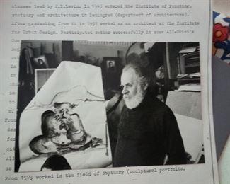 "Grigori Izrailevich ""IZRA"" 1924-1999"