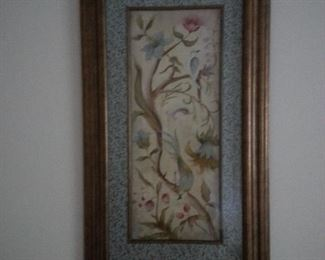 Pair floral Prints