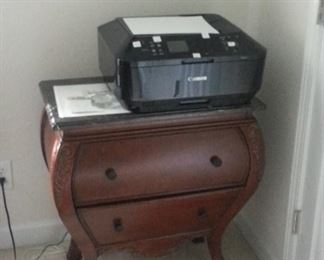 combination fax, copier printer
