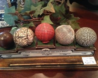 """""""History of the Golf Ball"""""""