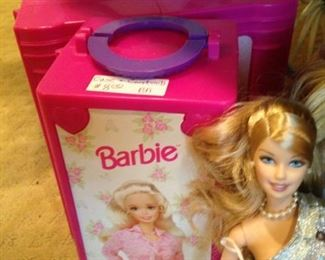 Barbie cases