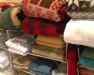 Blankets, sheets, and more