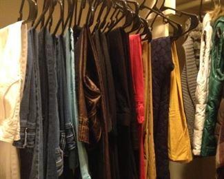 Shorts and slacks