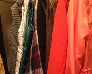 Vests and jackets