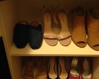 More high heels