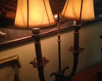One of several lamps