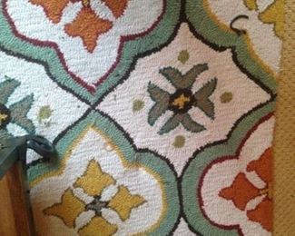 5 feet x 7 feet rug