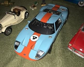 VINTAGE MINIATURE COLLECTIBLE CARS