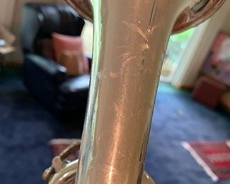 Bach Tr200 Series Trumpet TR200S Silver