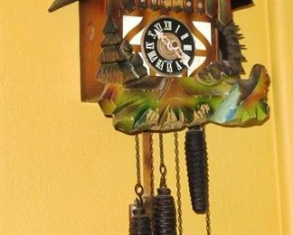 toledo cukoo clock