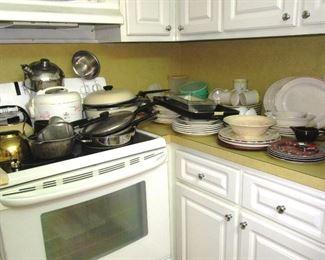 toledo stove top