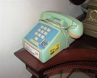 toledo green phone