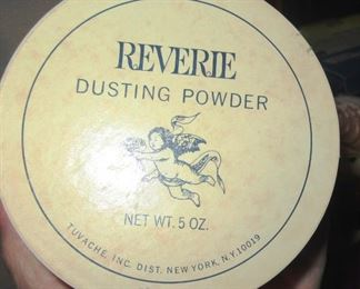 toledo dusting powder