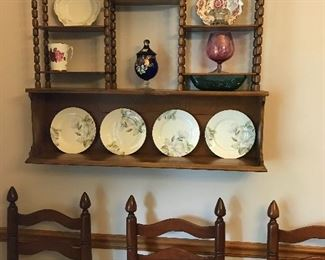 Place your favorite treasures on this cute shelf, or buy some of these beautiful items.