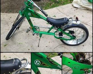 Schwinn Dixie Chopper bicycle