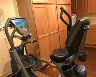 Octane Fitness - Stationary Cycle