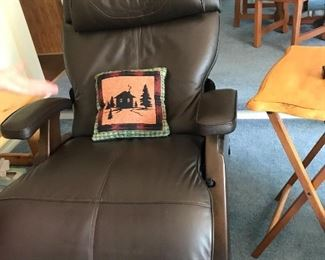 Relax The Back Chair - Human Touch Model PC810