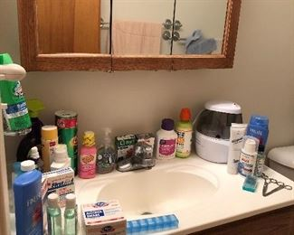 Health and beauty items