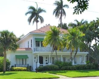 SEE THIS SALE IN A 1925 HOME IN THE OLD PASADENA AREA OF ST PETERSBURG