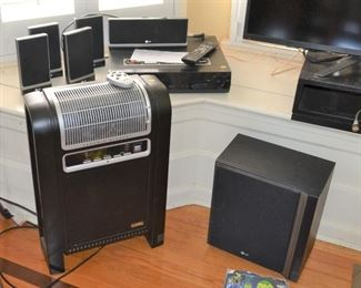 HEATER AND SOUND SYSTEMS