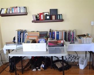 LOTS OF BOOKS - GENERAL TITLES, PICTURE/COFFEE TABLE TYPES