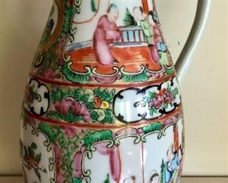 Chinese Pitcher,