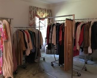 Lots of ladies and men clothing size to come