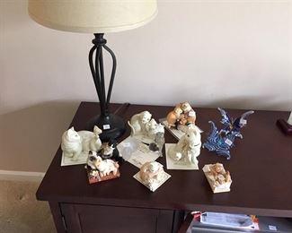 Lenox cat figurines