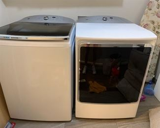 Kenmore Elite washer & electric dryer