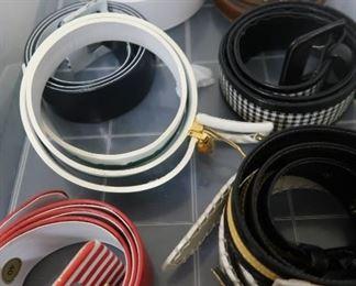 100 belts