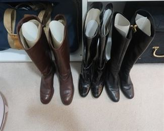Italian made boots most size 9