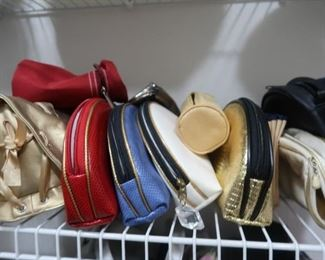 Exceptional cosmetic bags