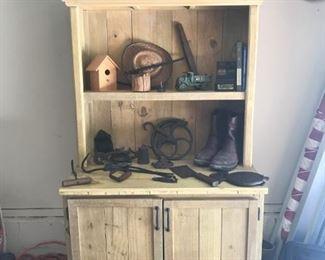 Custom made cabinet No.1