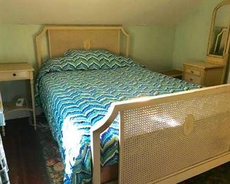 Complete Vintage Cottage Bedroom Set