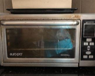 europro Toaster oven