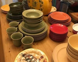 Brand New Pottery Barn dish sets
