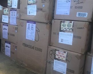 Lots of boxed sets from Temp-Tations
