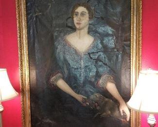 Lady Hannah Moore