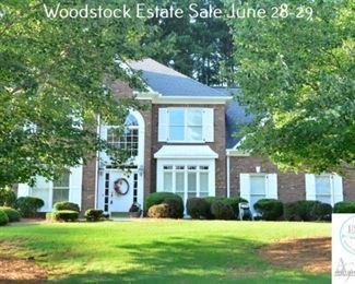 Woodstock Estate Sale