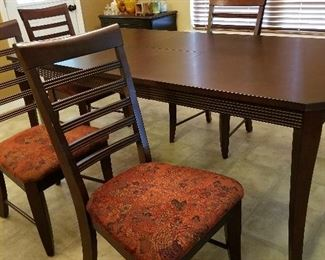 Lane dining set---chair view