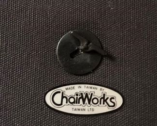 ChairWorks Chair and Ottoman